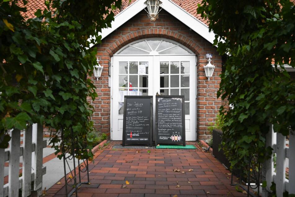 "Das Restaurant ""Alte Scheune"" in Leer bleibt vorerst geschlossen."