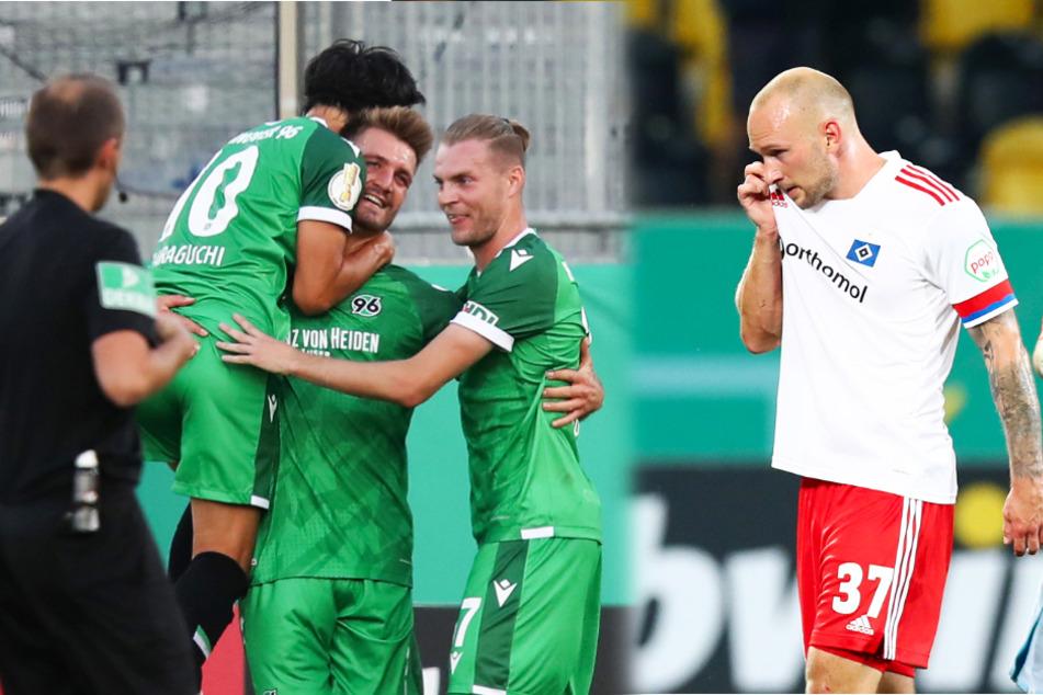 Zweitliga-Aufstiegskandidaten: Kehren HSV, Hannover 96 und Fortuna zurück?