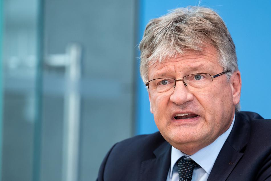 Jörg Meuthen will nicht mehr für AfD-Parteivorsitz kandidieren!
