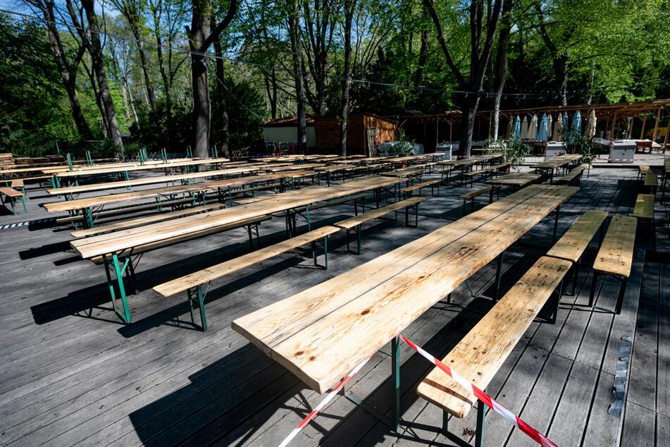 Ab Freitag (21. Mai) gilt dann rechtzeitig zu Pfingsten in Berlin, dass Gaststätten ihre Außenbereiche öffnen dürfen.