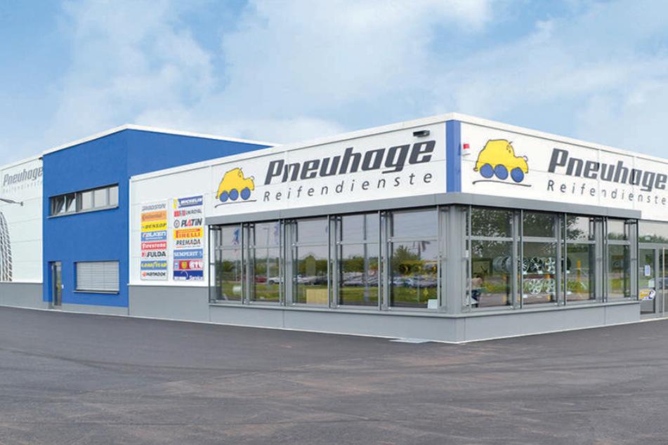 Pneuhage hat in Naumburg einen interessanten Job zu vergeben