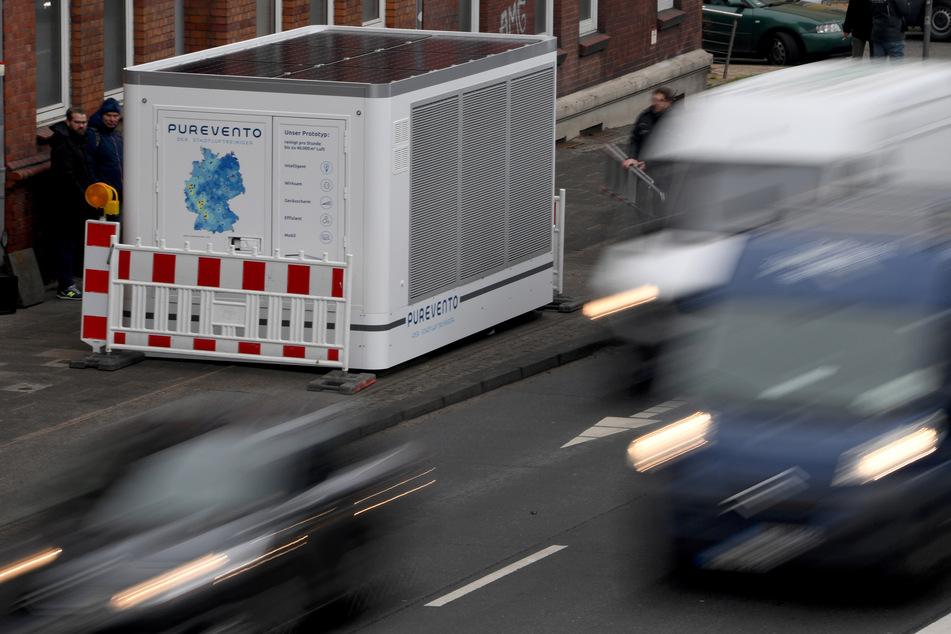 Alles für den Diesel? Land fördert Kauf von Luftfiltern mit mehr als 300.000 Euro