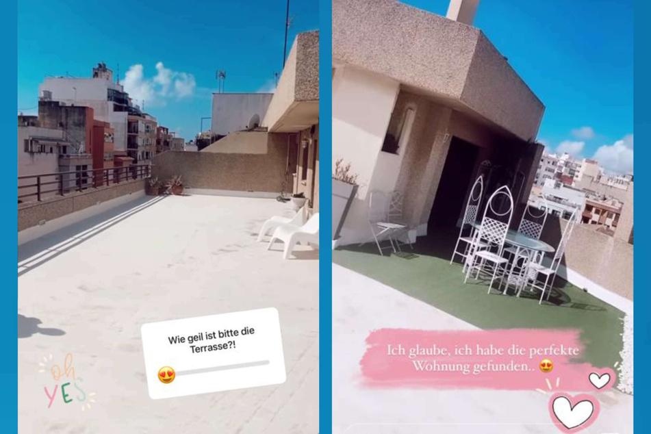 Bei Instagram verriet Jennifer Lange (27) ihren Fans kürzlich, dass sie in der mallorquinischen Hauptstadt Palma auf Wohnungssuche ist. Wandert die Zumba-Trainerin etwa aus?