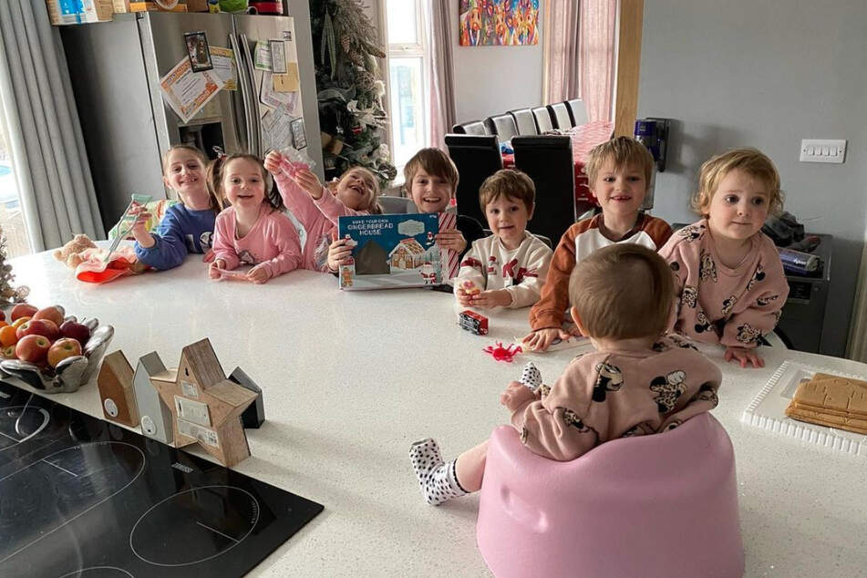 Homeschooling mit 22 Kindern: Der ganz normale Wahnsinn der Radfords!