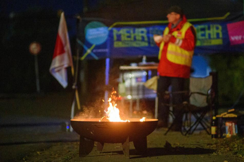 Warnstreik im ÖPNV: Auch in Sachsen-Anhalt bleiben Busse und Bahnen stehen