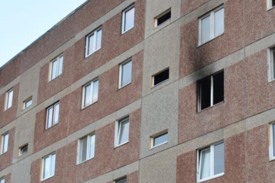 Zehntausende Euro Schaden bei Wohnungsbrand in Sachsen-Anhalt
