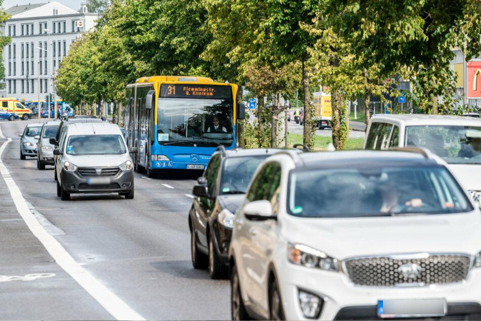 Chemnitz: Busse und Bahnen sollen schneller werden