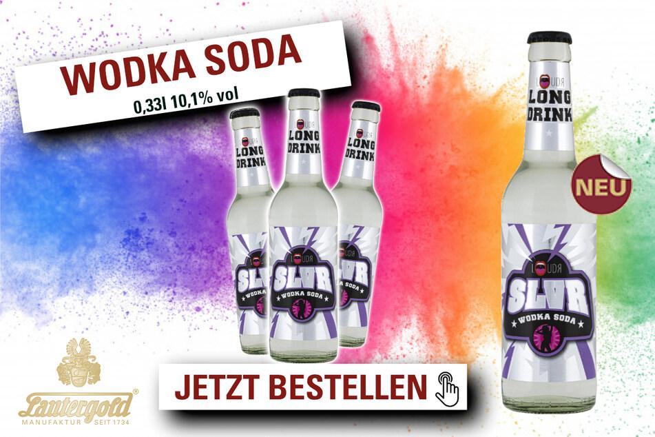 Wodka Soda