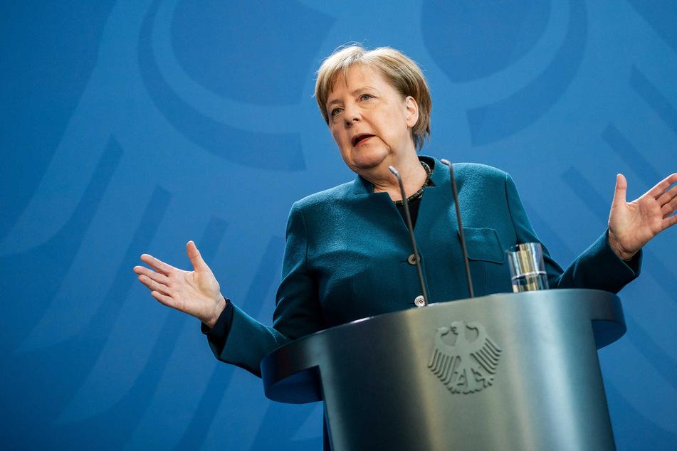Bundeskanzlerin Angela Merkel (65, CDU) und die Ministerpräsidenten sprechen über die Corona-Lage.