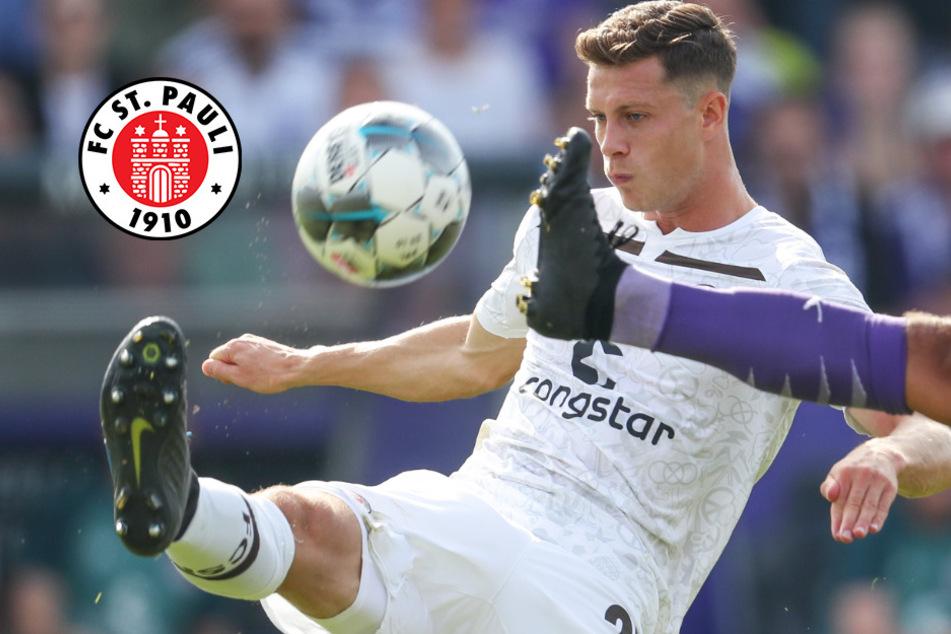 FC St. Pauli: Spielt James Lawrence nie wieder für den Kiezklub?