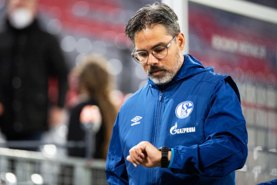Zeit abgelaufen? Zeigt der FC Schalke 04 am kommenden Samstag im Heimspiel gegen den SV Werder Bremen keine Reaktion, wird es für Coach David Wagner ganz eng.