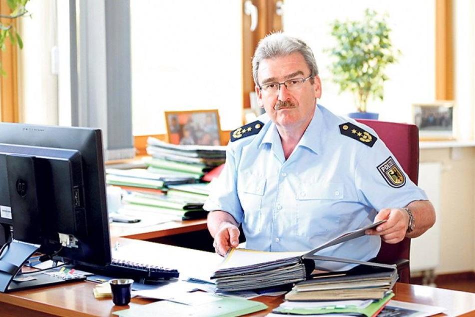 Riesiger Anstieg: Bundespolizei in Pirna zählt 13.000 illegale Einreisen