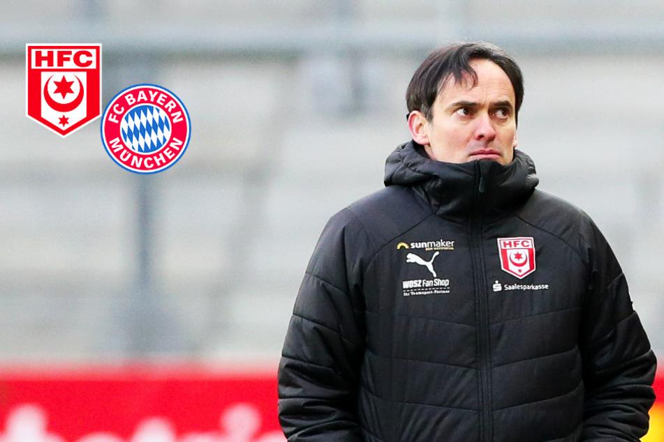 """HFC wird bei 0:4-Packung gegen Bayern II an die Wand gespielt: """"Knallhart bestraft""""!"""