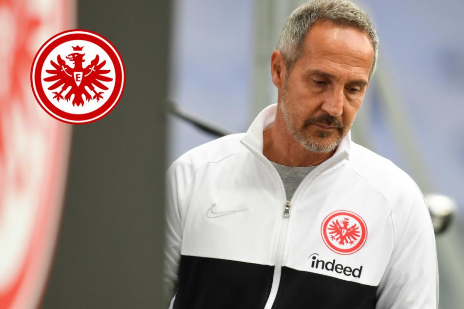 Fragezeichen statt Formalität: Darum ist Hütters Verlängerung bei Eintracht gefährdet