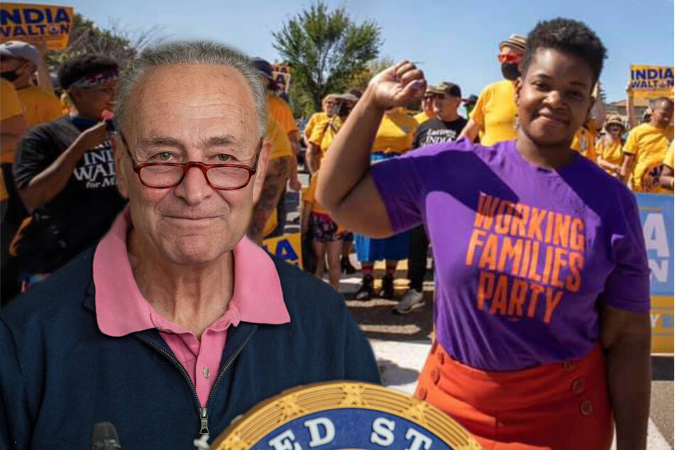 India Walton receives big endorsement as Buffalo mayoral race heats up