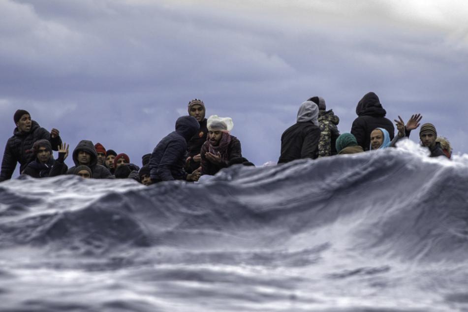 Über 20.000 Tote! Immer mehr Menschen sterben bei Flucht über das Mittelmeer