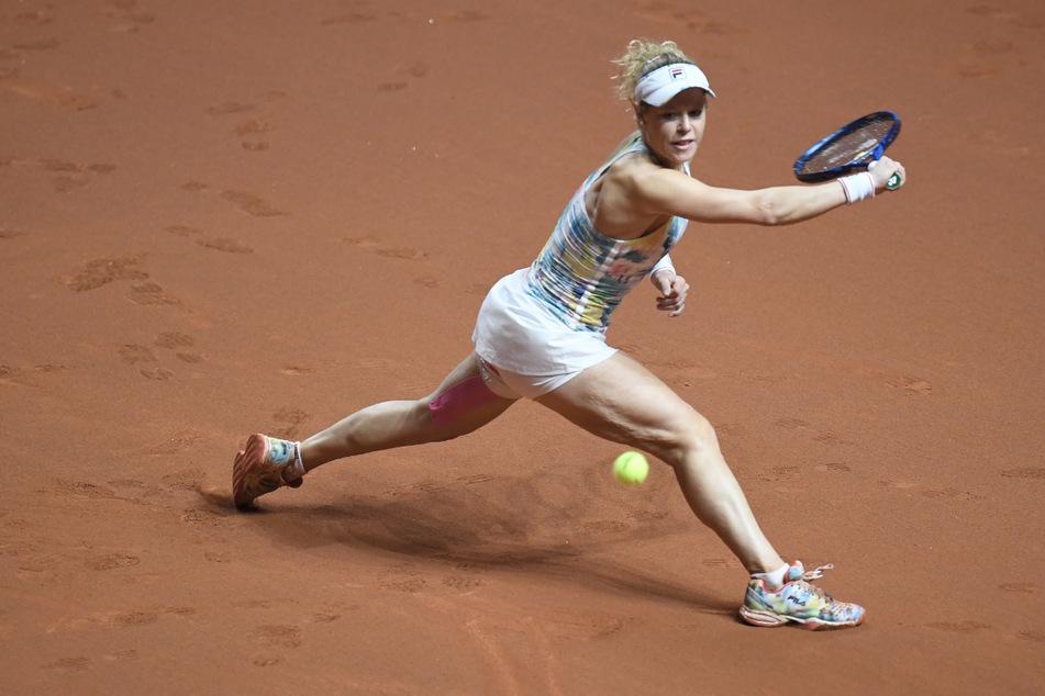 Stuttgart: Tennisspielerin Siegemund: So ist es vor leeren Rängen zu spielen