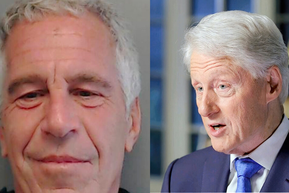 Epstein scandal: Bill Clinton received massage from alleged abuse victim