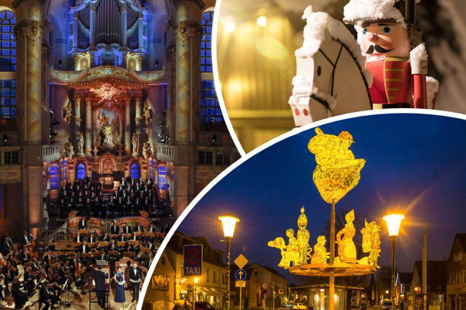 Weihnachtsstimmung trotz Corona: Wir geben Tipps, was in Sachsen machbar ist!