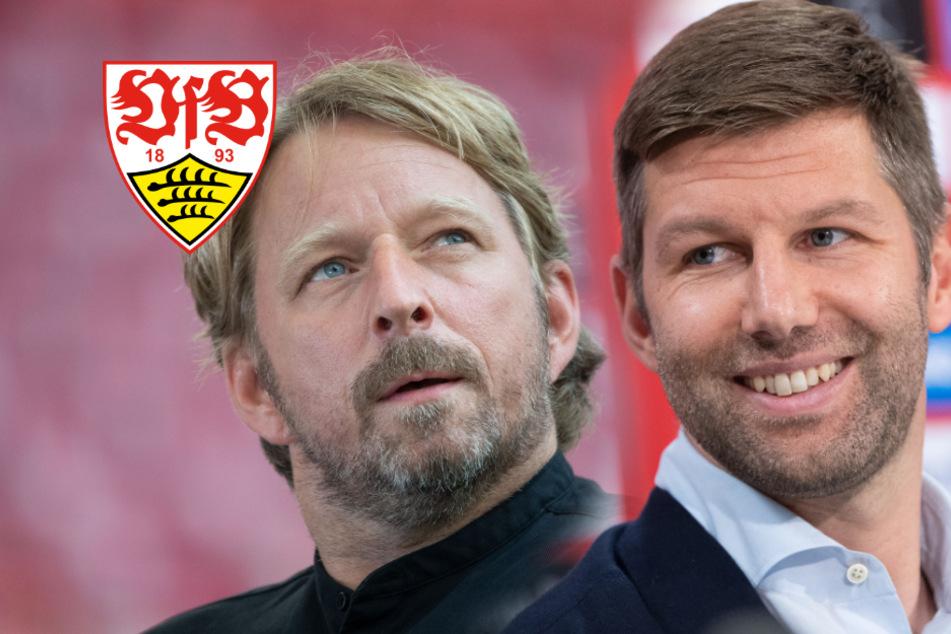 VfB-Chef Hitzlsperger will mit Sportdirektor Mislintat verlängern