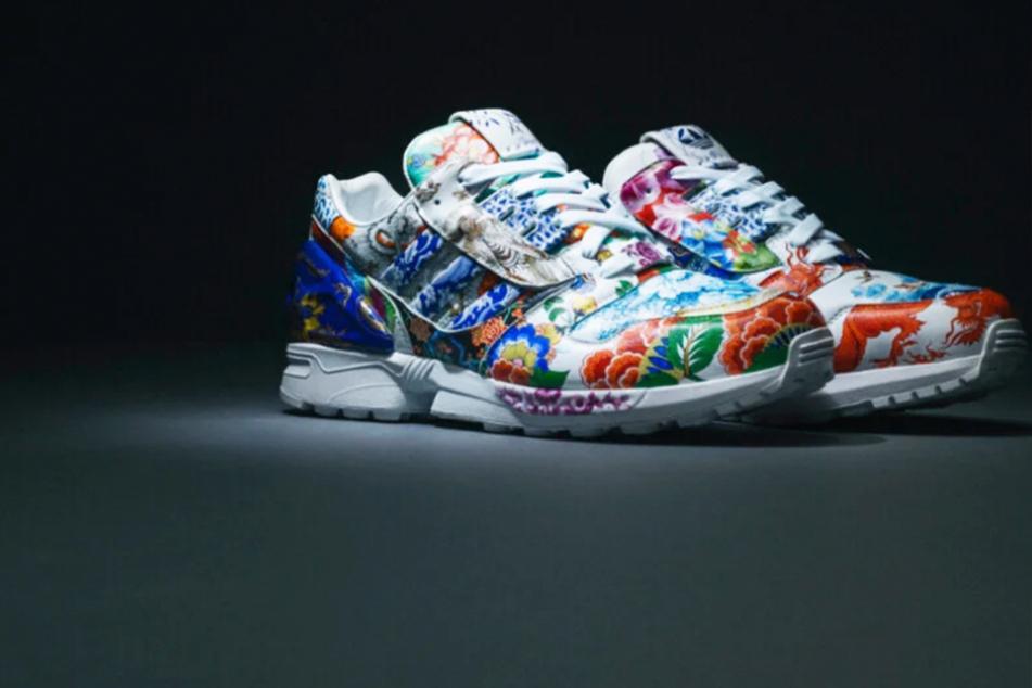 103.000 Euro! Deshalb musste ein Käufer so viel für diese Adidas-Schuhe bezahlen