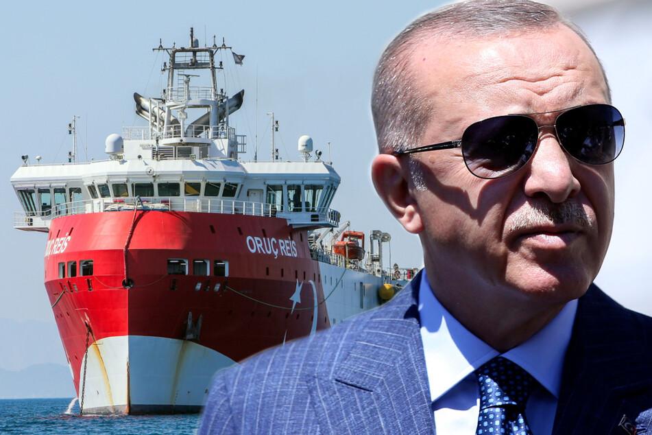 Streit um Erdgas: Damit droht die EU jetzt der Türkei