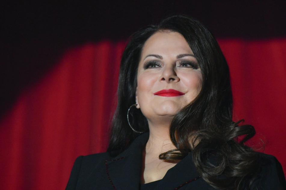 Die Sängerin Marianne Rosenberg.