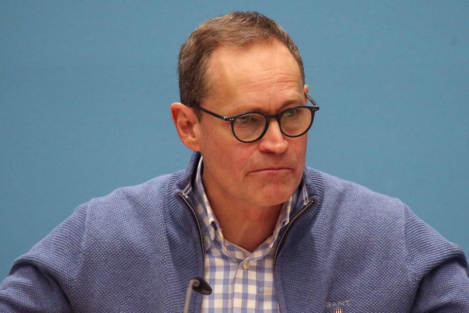 Berlins Regierender Bürgermeister Michael Müller (56, SPD) hat dazu aufgerufen, die Kontakte an den Ostertagen und in den Osterferien auf ein Mindestmaß zu reduzieren.