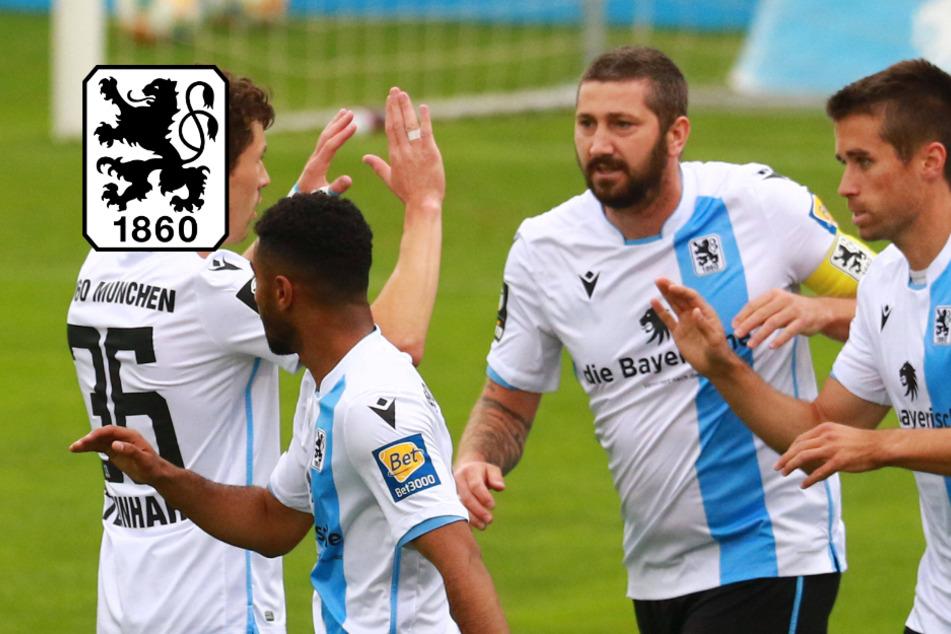 Mölders rettet Löwen: TSV 1860 München besiegt Halleschen FC