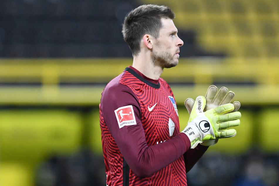 Rune Jarstein wird Hertha BSC nach seiner Corona-Erkrankung auch beim 1. FSV Mainz 05 fehlen.