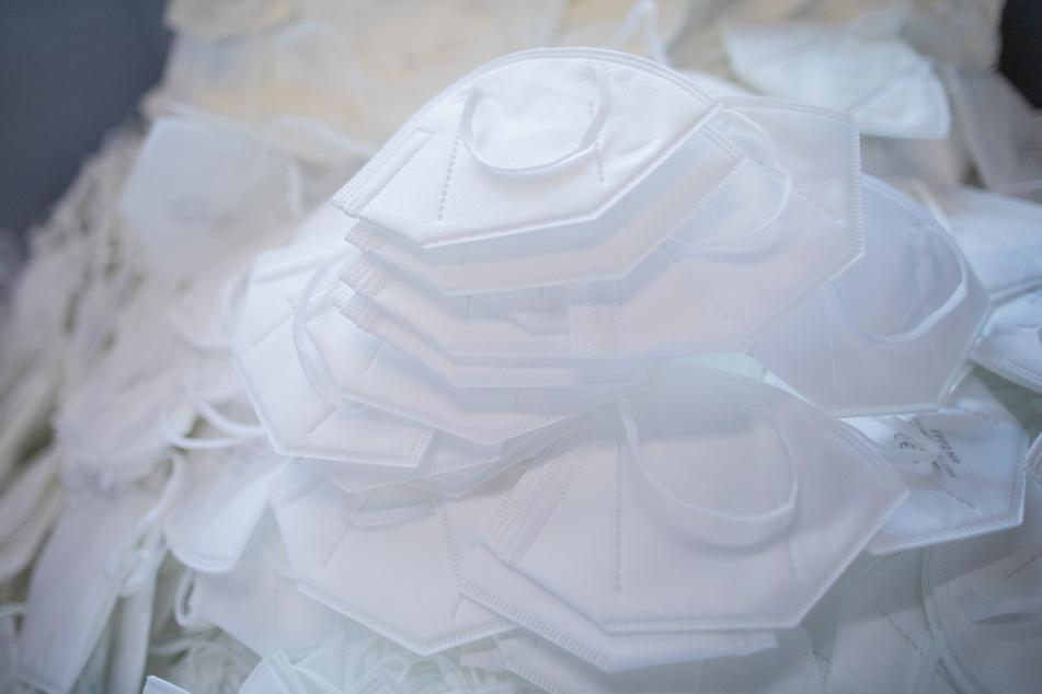 Fast 20 Millionen Masken in den Beständen des Landes Baden-Württemberg sind derzeit nicht nutzbar.