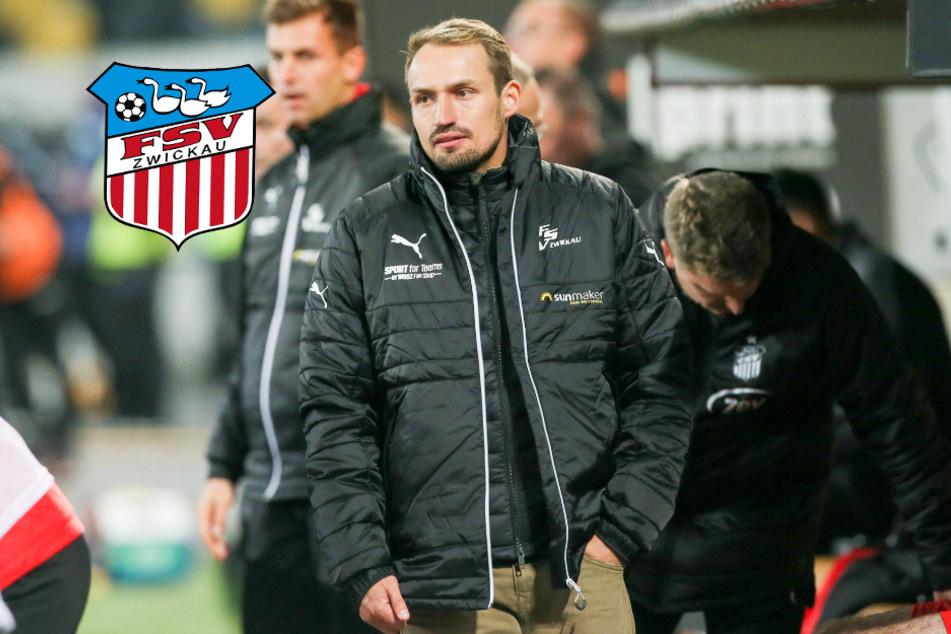 """FSV Zwickaus Sportdirektor Wachsmuth: """"Wir stehen in der Pflicht!"""""""