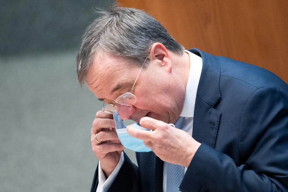 NRW-Ministerpräsident Armin Laschet (60, CDU) geht davon aus, dass noch in dieser Woche die Eine-Million-Marke bei den Impfungen geknackt wird.