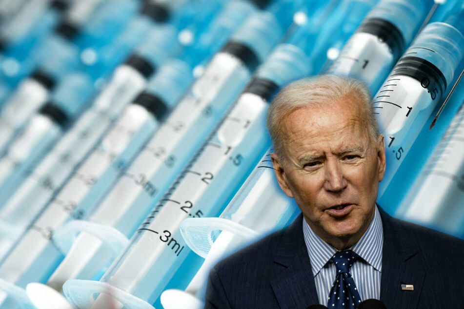 Biden announces plan to share millions of Covid-19 vaccine doses with countries around world