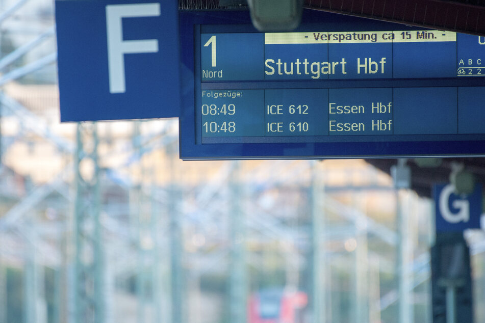 Die Lokführergewerkschaft GDL hat ihre Mitglieder zum Streik bei der Deutschen Bahn aufgerufen. Nach dem Ende des Streiks kann es noch zu Verspätungen kommen.
