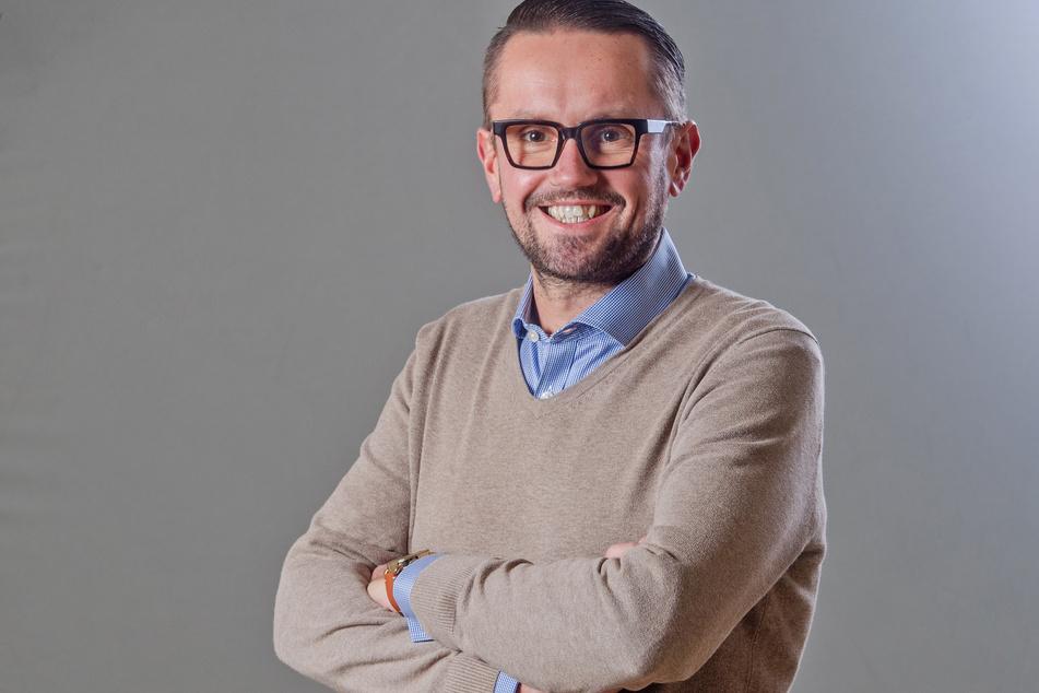 CDU-Stadtrat Andreas Marschner (40) kritisiert die Stadt wegen des Vertrags-Chaos.
