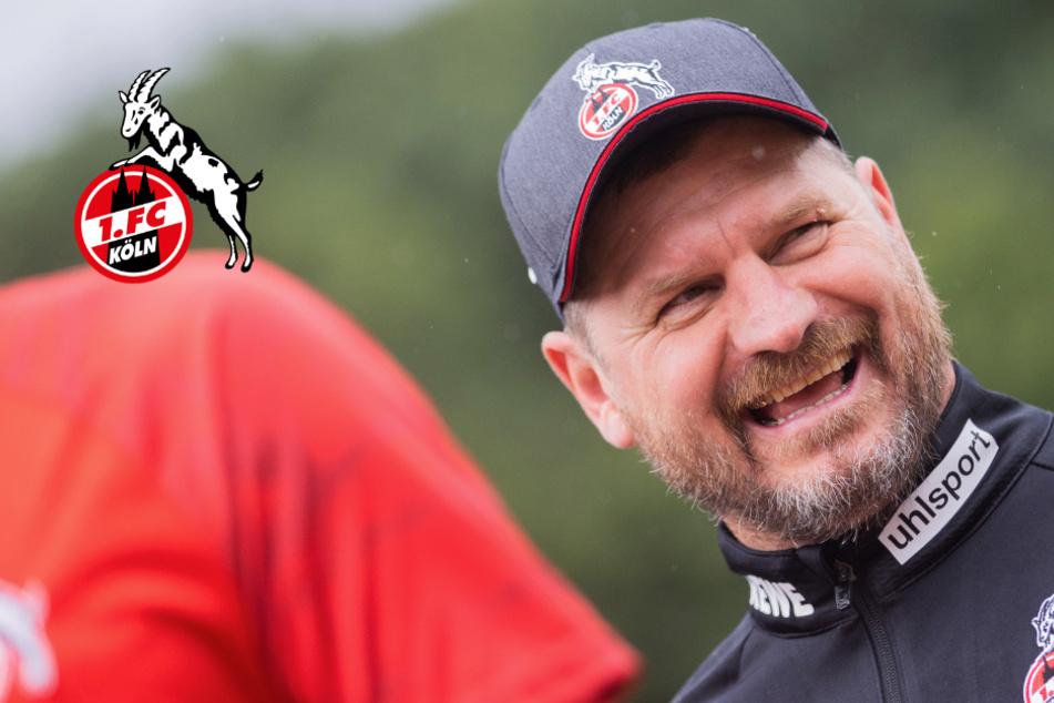 Was steckt hinter der 72? FC-Trainer Baumgart klärt auf