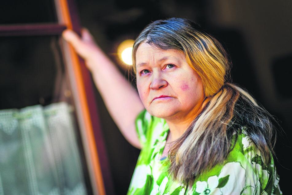 Marion Guber (56) macht sich Sorgen um ihren im Gefängnis sitzenden Sohn.