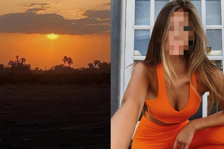 Deutsches Supermodel hat in Kenia ganz besonderen Shooting-Partner