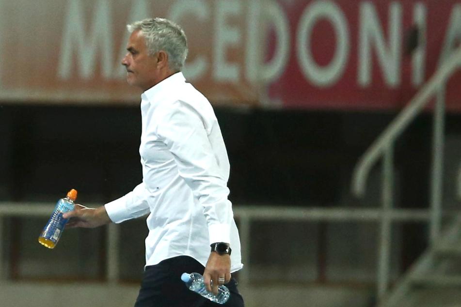"Jose Mourinho dachte, er sei ""gewachsen"": Kuriosität in der Euro League aufgedeckt"