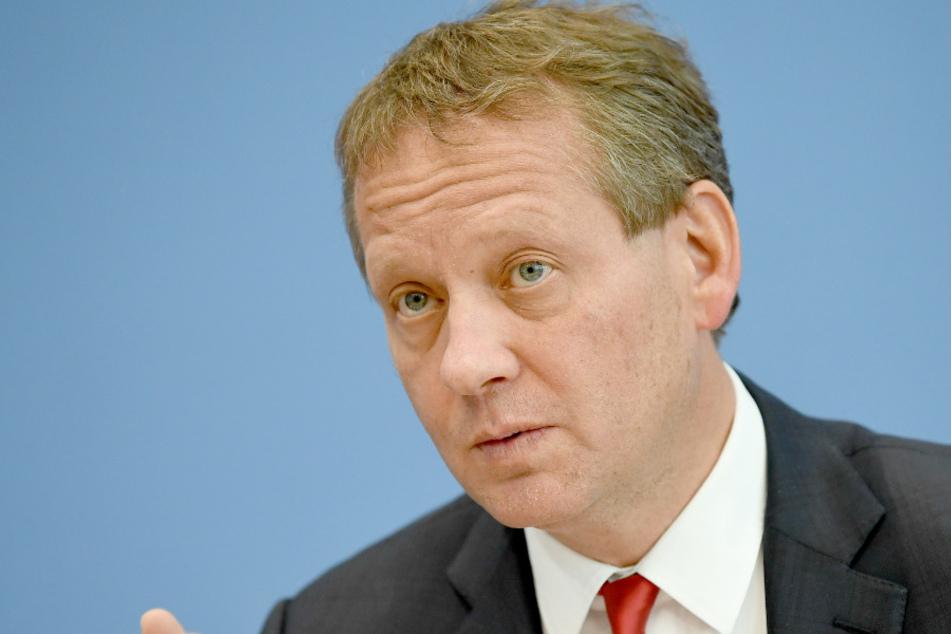 DIHK-Präsident Eric Schweitzer (54). (Archivbild)