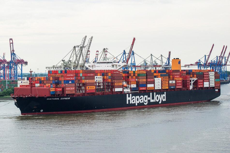 Hapag-Lloyd bestellt sechs riesige Containerschiffe