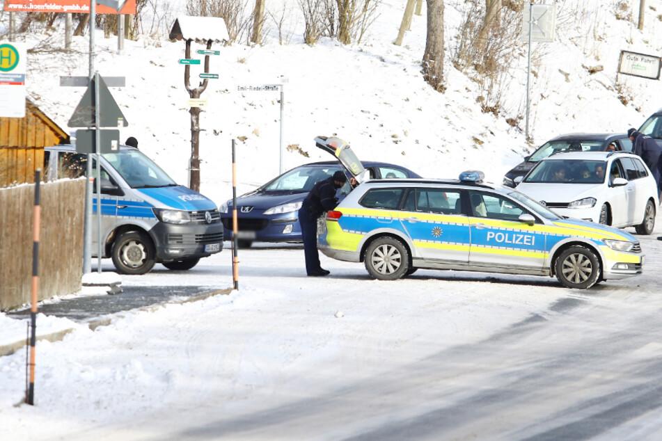 Wieder Anzeigen! Polizei kontrollierte Touristen am Fichtelberg