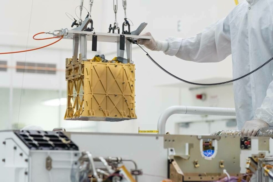 Out of thin air: The NASA rover just produced breathable oxygen on Mars