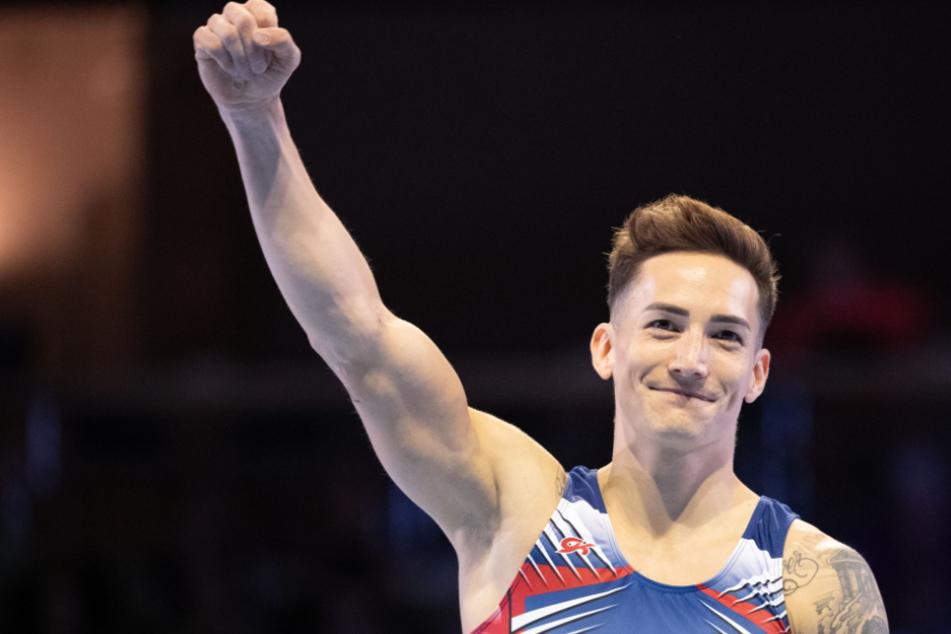"""Turnstar Marcel Nguyen bekommt durch Olympia-Verschiebung """"wertvolle Zeit geschenkt"""""""