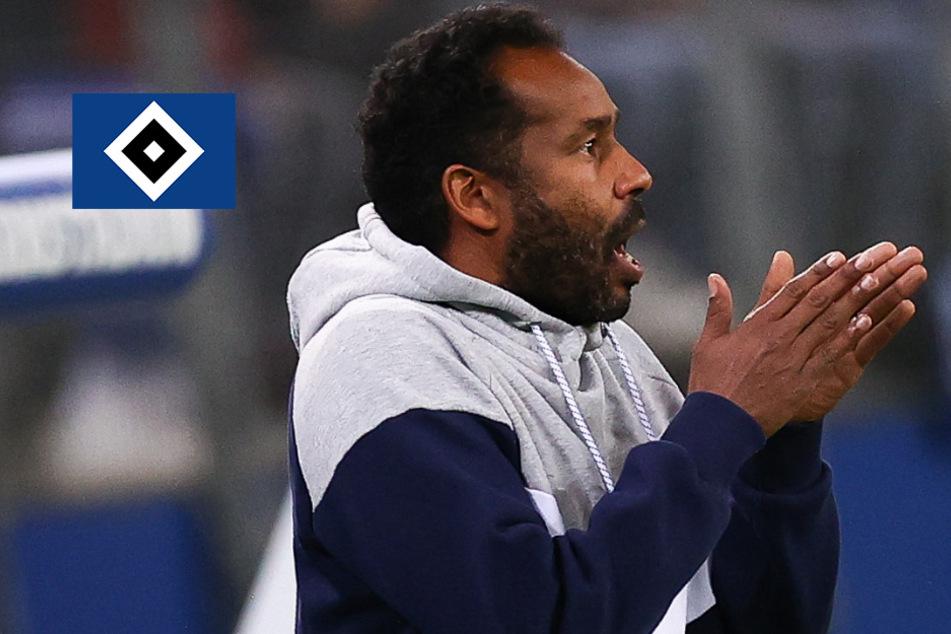 HSV-Coach Thioune läutet Vorbereitung auf Regensburg ein