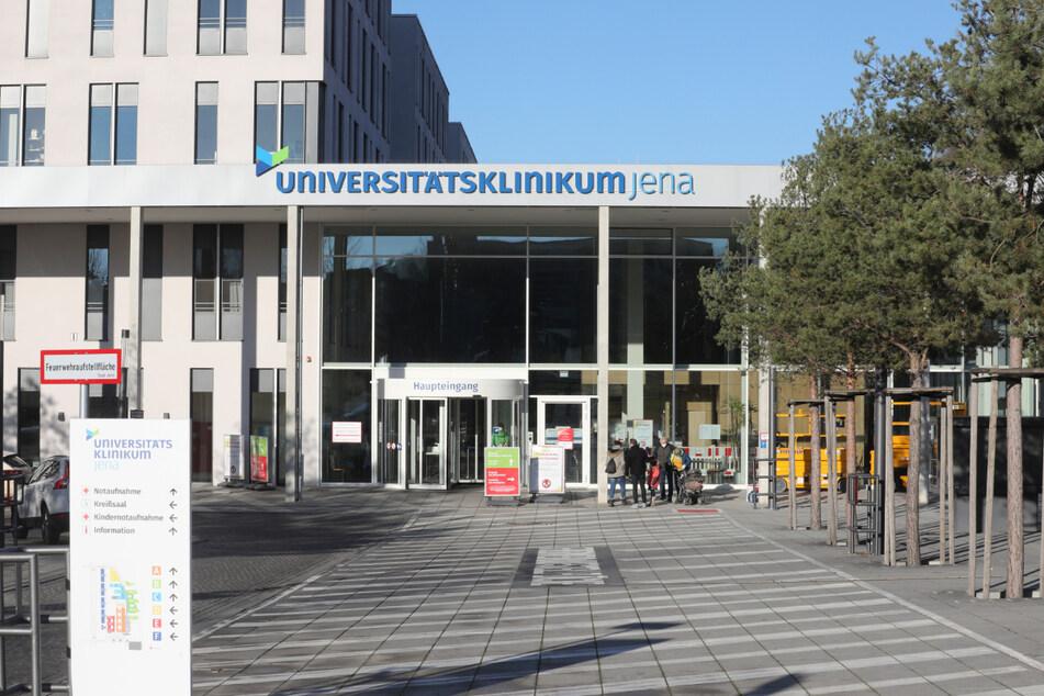 Thüringer Covid-19-Patienten vor Verlegung in andere Bundesländer