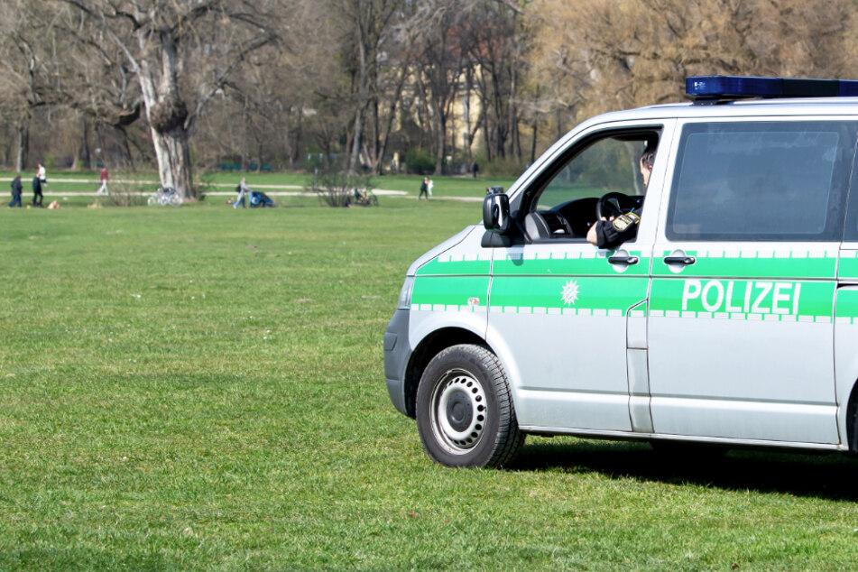 Zwei Joggerinnen im Englischen Garten belästigt: Vier Münchner verhindern wohl Schlimmeres