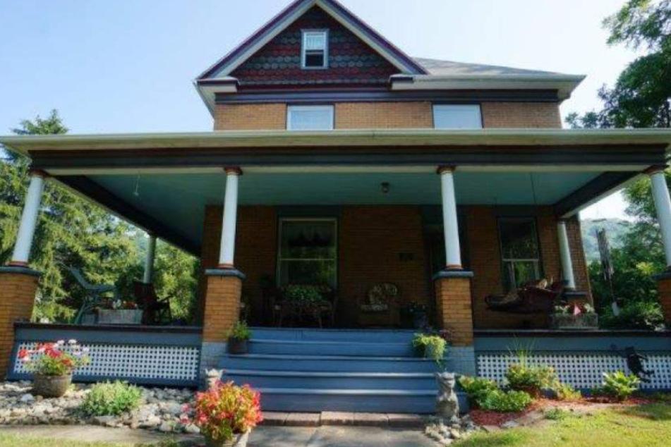 Grusel-Haus zum Verkauf: Deswegen will hier niemand einziehen!