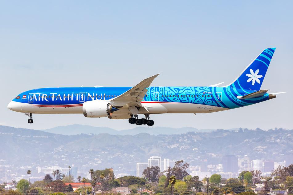 Landet sonst in Los Angeles zwischen: Air Tahiti Nui. (Symbolbild)